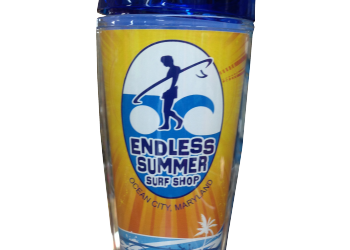 surf shop insulated cup