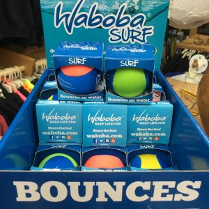 box of endless summer Waboba balls
