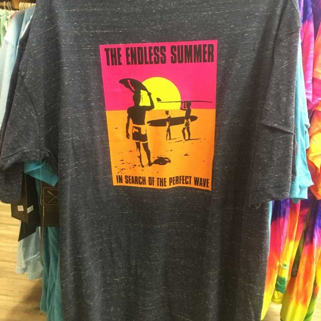 Officially Licensed Endless Summer Tee